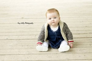 Meet the reason why this blog has been so quiet: Clara Grace Campbell Fraser.  Photo by Kay Jolly Photography. Check out her Facebook Page.