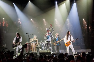 Photo via Toronto Star/Mike Homer/The Tragically Hip.